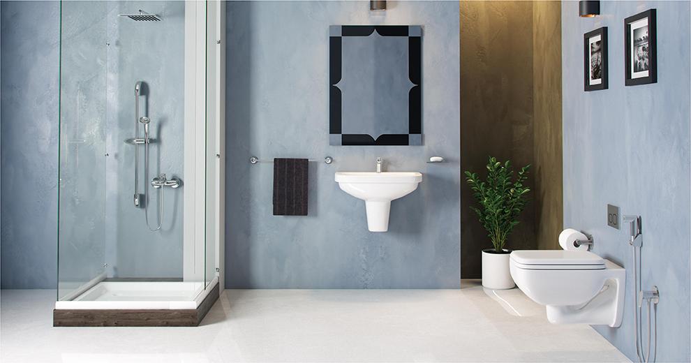 Erome | Luxury Bath Fittings